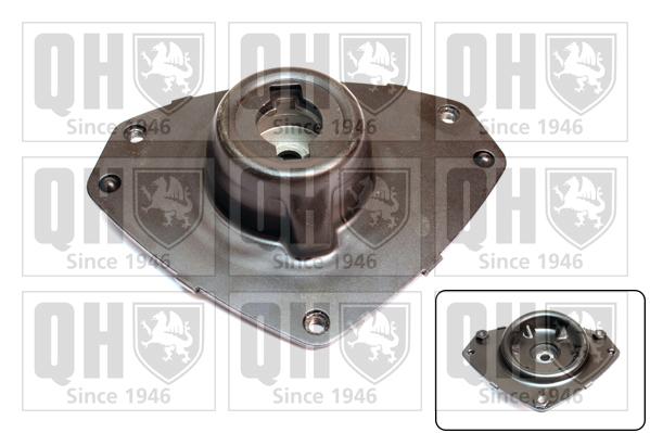 Coupelle d'amortisseur QUINTON HAZELL EMR1781 (X1)