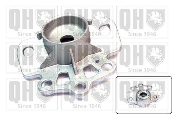 Coupelle d'amortisseur QUINTON HAZELL EMR6146 (X1)