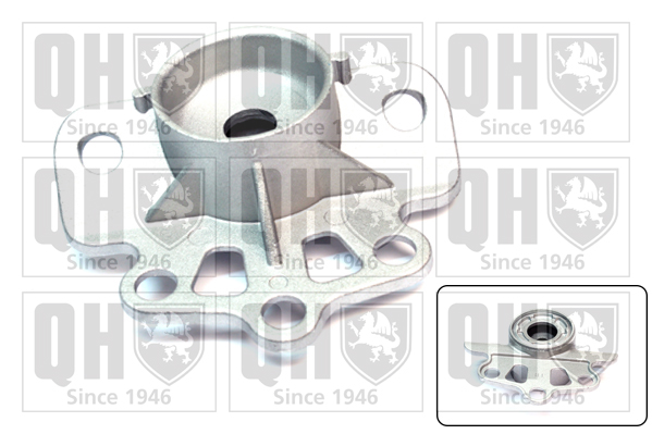 Coupelle d'amortisseur QUINTON HAZELL EMR6147 (X1)
