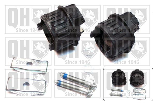 Kit de reparation bras de suspension QUINTON HAZELL EMS2492 (X1)