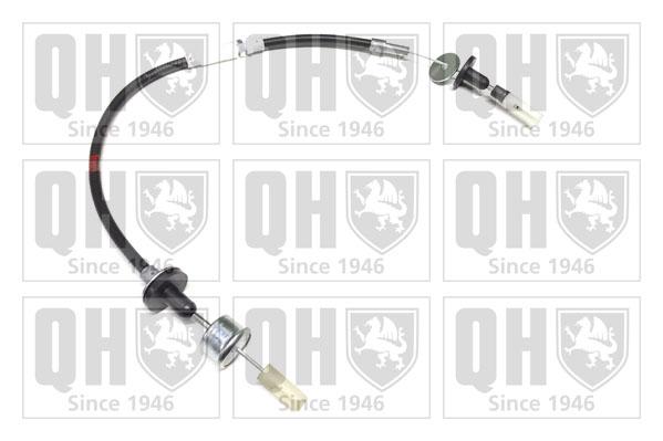 Cable d'embrayage QUINTON HAZELL QCC1445 (X1)