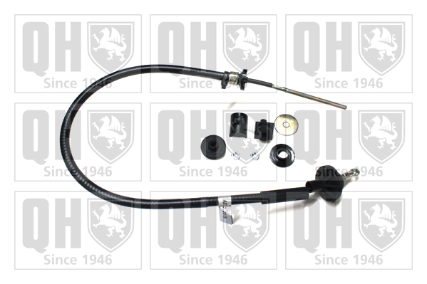 Cable d'embrayage QUINTON HAZELL QCC1848 (X1)