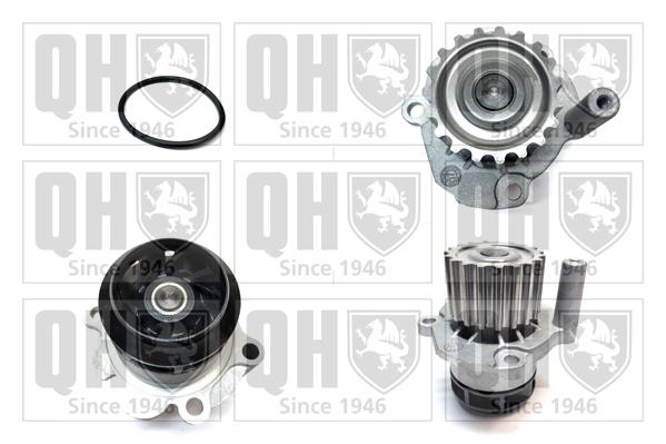 Pompe a eau QUINTON HAZELL QCP3621 (X1)