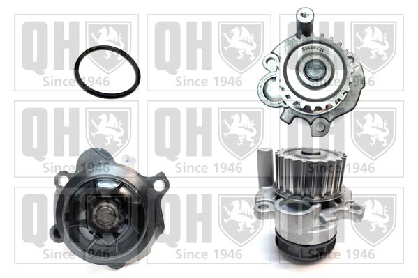 Pompe a eau QUINTON HAZELL QCP3627 (X1)