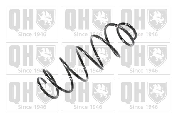 Ressort de suspension QUINTON HAZELL QCS6403 (X1)