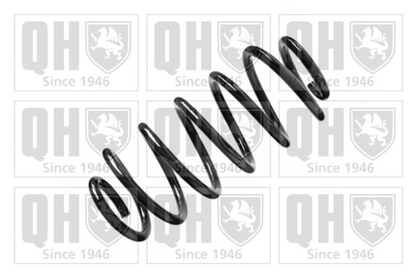 Ressort de suspension QUINTON HAZELL QCS6733 (X1)