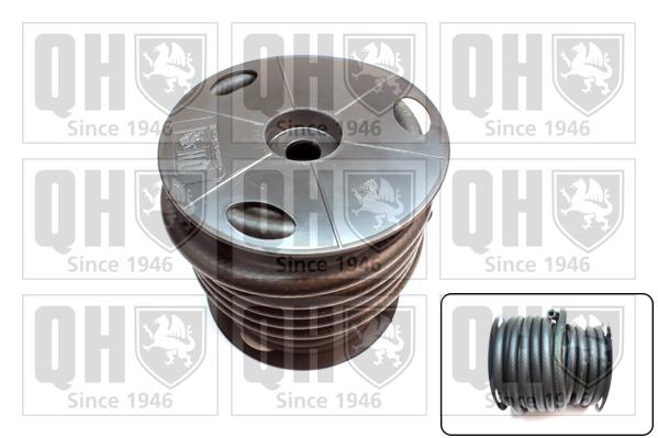 Conduite alimentation carburant QUINTON HAZELL QFH103 (X1)
