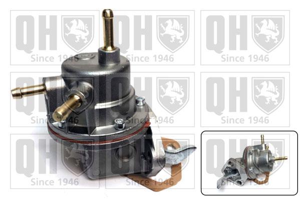 Pompe à carburant QUINTON HAZELL QFP48 (X1)