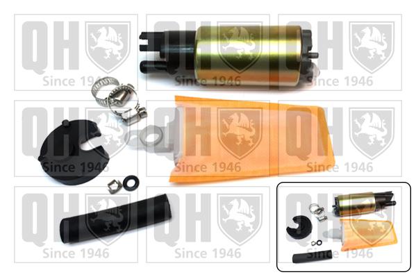 Pompe à carburant QUINTON HAZELL QFP820 (X1)