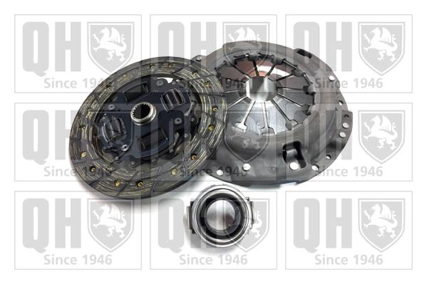 Kit d'embrayage QUINTON HAZELL QKT1405AF (X1)