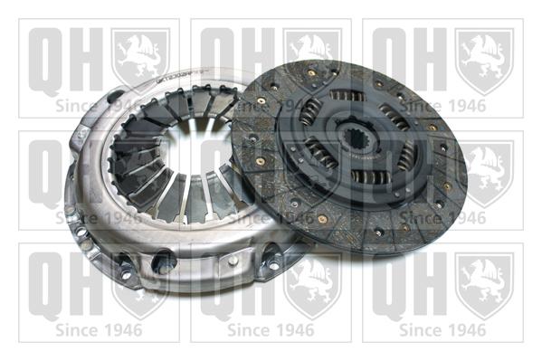 Kit d'embrayage QUINTON HAZELL QKT2302AF (X1)