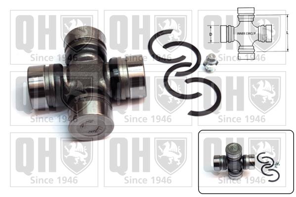 Accessoires de boite de vitesse QUINTON HAZELL QL11010 (X1)