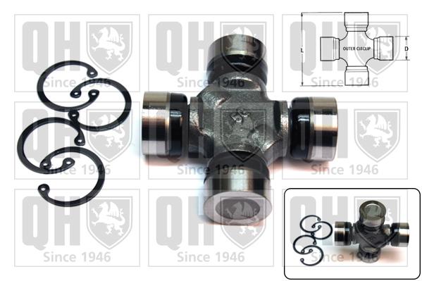 Accessoires de boite de vitesse QUINTON HAZELL QL16103 (X1)