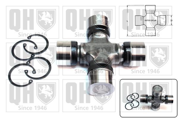 Accessoires de boite de vitesse QUINTON HAZELL QL216 (X1)