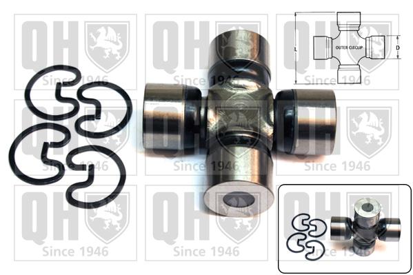 Accessoires de boite de vitesse QUINTON HAZELL QL290 (X1)