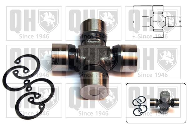 Accessoires de boite de vitesse QUINTON HAZELL QL301 (X1)