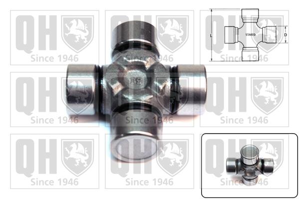 Accessoires de boite de vitesse QUINTON HAZELL QL501 (X1)
