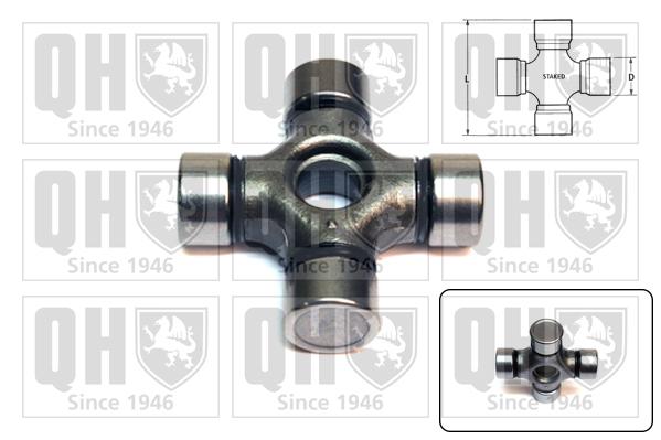 Accessoires de boite de vitesse QUINTON HAZELL QL511 (X1)