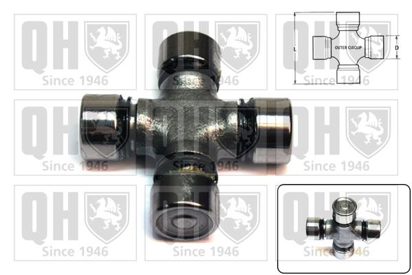 Accessoires de boite de vitesse QUINTON HAZELL QL528 (X1)