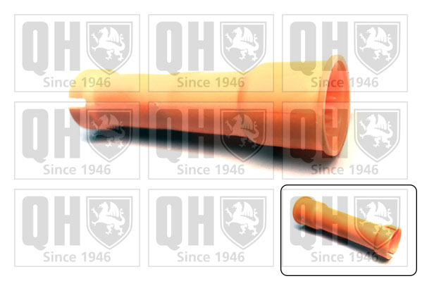 Canne de guidage pour jauge niveau huile QUINTON HAZELL QOD127 (X1)