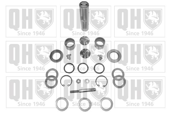 Kit de reparation essieu QUINTON HAZELL QP766TC (X1)