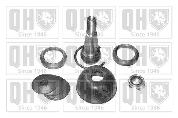 Kit de réparation rotule de barre de connexion QUINTON HAZELL QR1173RK (X1)