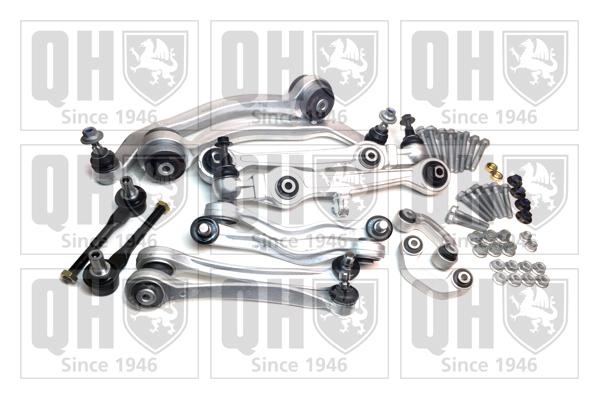 Kit de reparation bras de suspension QUINTON HAZELL QSJ5009K (X1)