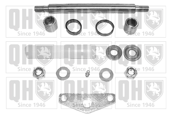 Kit de reparation bras de suspension QUINTON HAZELL QSK215S (X1)