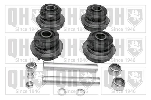 Kit de reparation bras de suspension QUINTON HAZELL QSK243S (X1)