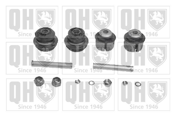 Kit de reparation bras de suspension QUINTON HAZELL QSK251S (X1)