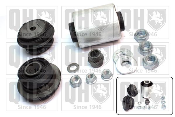 Kit de reparation bras de suspension QUINTON HAZELL QSK254S (X1)