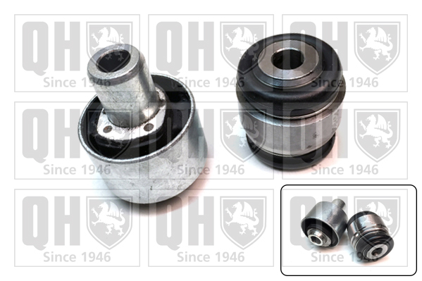 Kit de reparation bras de suspension QUINTON HAZELL QSK276S (X1)