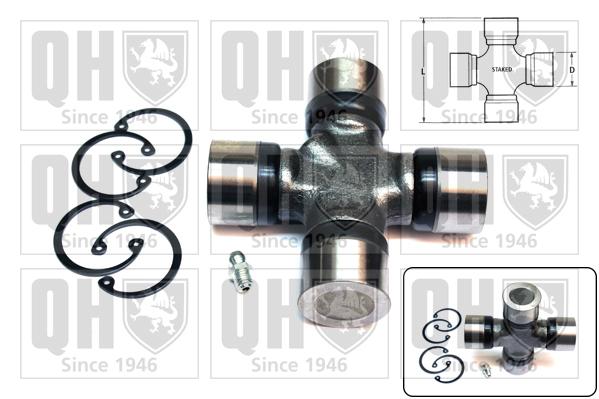 Accessoires de boite de vitesse QUINTON HAZELL QSL2 (X1)