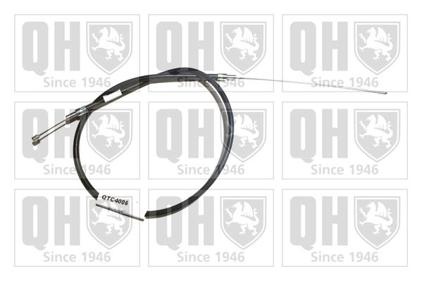 Cable d'accelerateur QUINTON HAZELL QTC4006 (X1)