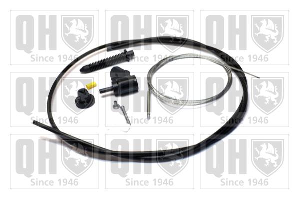 Cable d'accelerateur QUINTON HAZELL QTC4178 (X1)