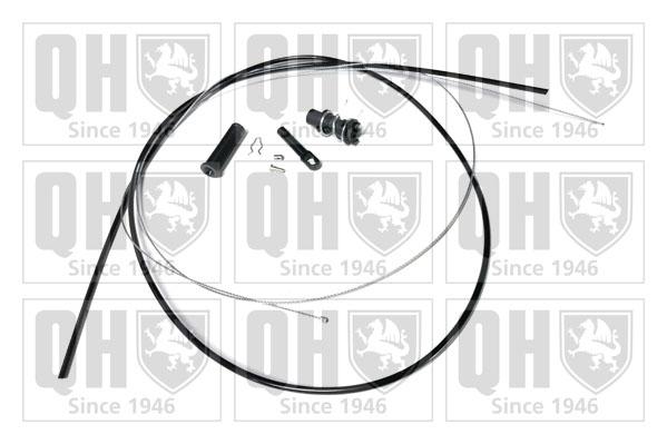 Cable d'accelerateur QUINTON HAZELL QTC5000 (X1)