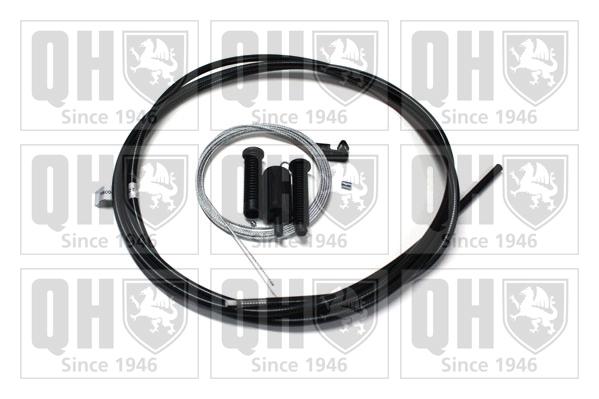 Cable d'accelerateur QUINTON HAZELL QTC5001 (X1)