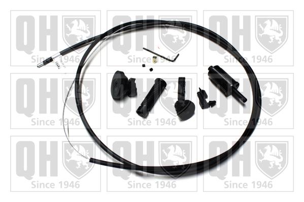 Cable d'accelerateur QUINTON HAZELL QTC5002 (X1)