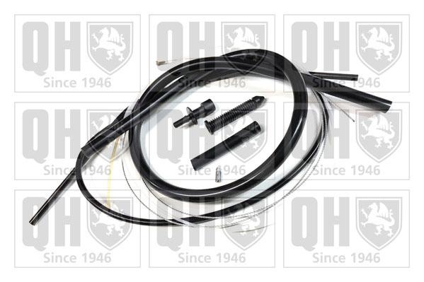 Cable d'accelerateur QUINTON HAZELL QTC5006 (X1)