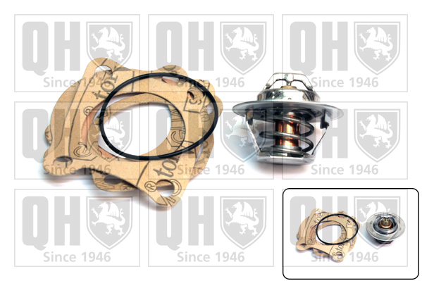 Thermostat/calorstat QUINTON HAZELL QTH115K (X1)