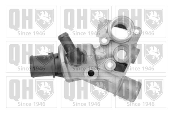Thermostat/calorstat QUINTON HAZELL QTH534K (X1)