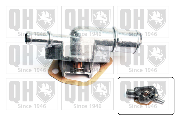 Thermostat/calorstat QUINTON HAZELL QTH538K (X1)