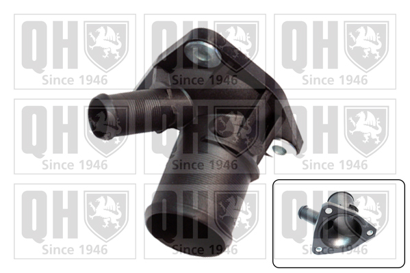 Pieces de thermostat QUINTON HAZELL QTH813CF (X1)