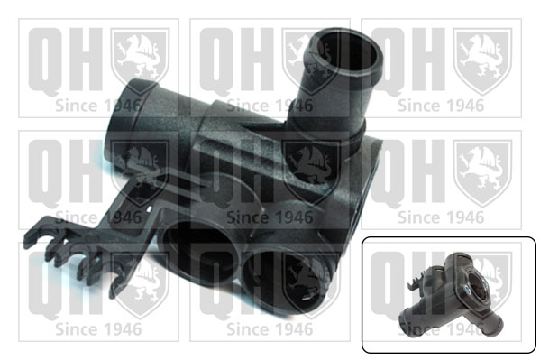 Pieces de thermostat QUINTON HAZELL QTH823CF (X1)