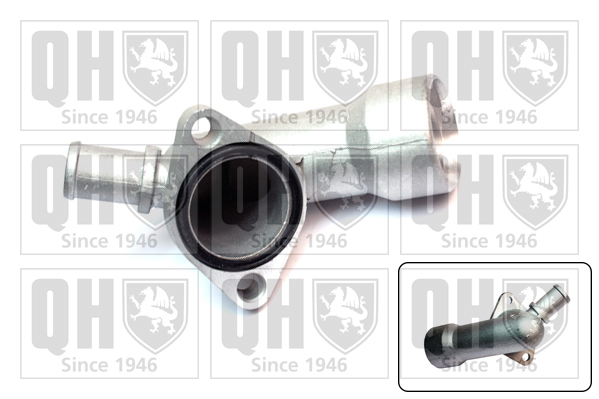 Pieces de thermostat QUINTON HAZELL QTH831CF (X1)