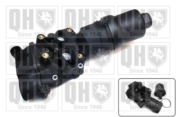 Boitier de filtre a huile QUINTON HAZELL QTH834CF (X1)