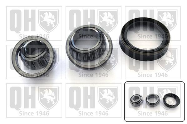 Roulement de roue QUINTON HAZELL QWB1155 (X1)
