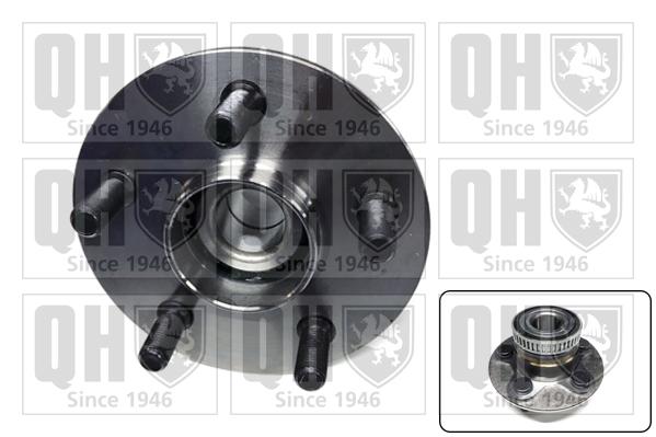 Roulement de roue QUINTON HAZELL QWB1178 (X1)