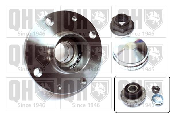 Roulement de roue QUINTON HAZELL QWB1426 (X1)