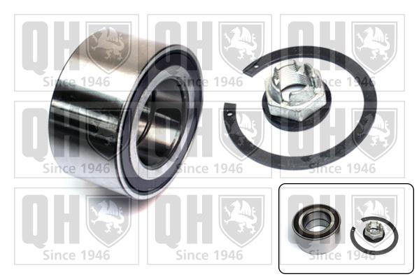 Roulement de roue QUINTON HAZELL QWB1462 (X1)